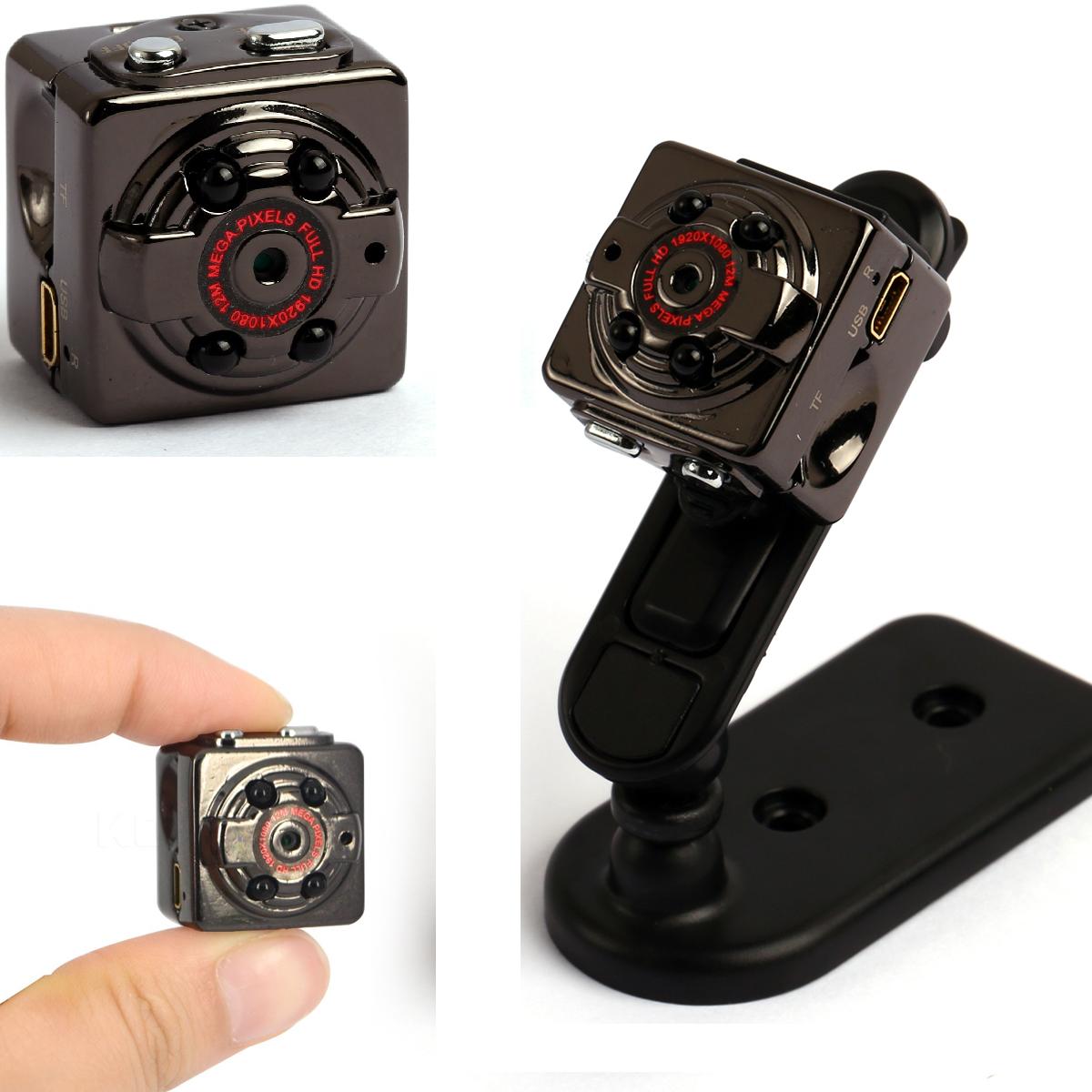 mini berwachungskamera video foto versteckte kamera spy. Black Bedroom Furniture Sets. Home Design Ideas