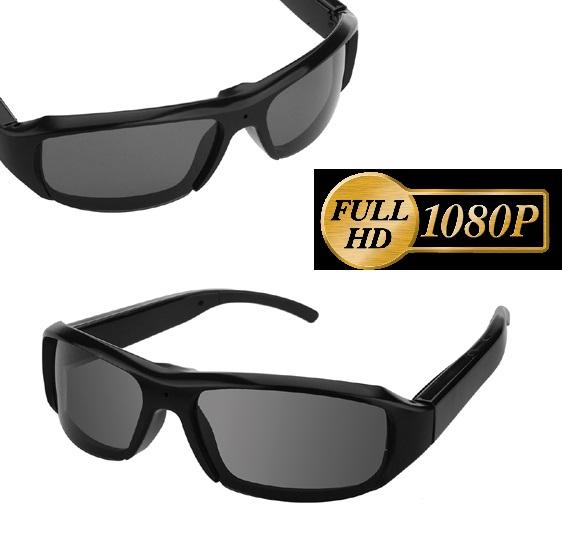 32gb fullhd versteckte mini spy kamera sonnenbrille brille. Black Bedroom Furniture Sets. Home Design Ideas